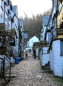 main street, Clovelly, Ruth Livingstone
