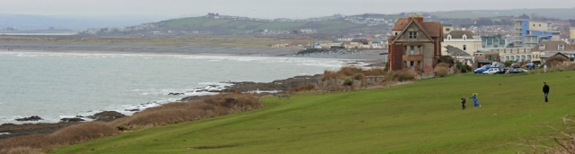 Westward Ho! - Ruth on her coastal walk around the UK