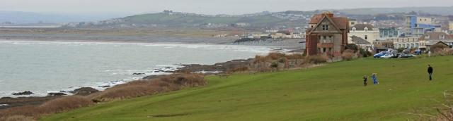 Westward Ho! - Ruth on her coastal walk around the UK