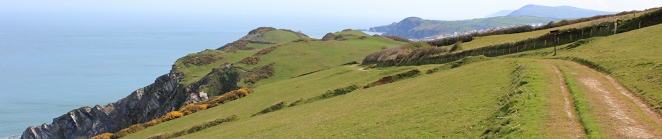 Header, Towards Ilfracombe, Ruth Livingstone