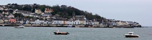 Appledore from Instow, Ruth's coastal walk