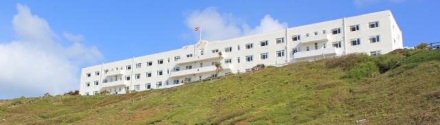 Saunton Sands hotel, Ruth Livingstone