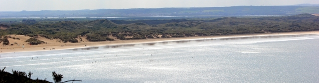 Saunton Sands from Saunton Down, Ruth Livingstone