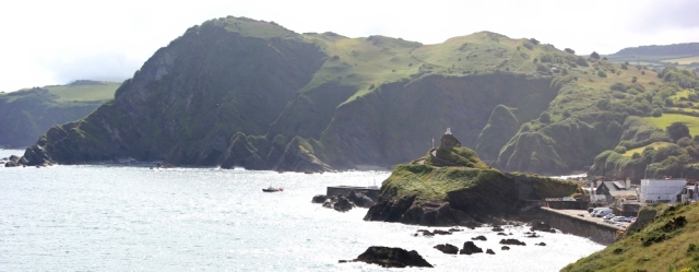 Ilfracombe to Widmouth Hill, Ruth's coastal walk, north Devon