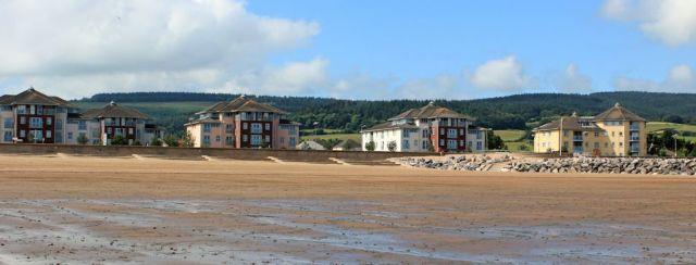 Minehead, new buildings, Ruth Livingstone