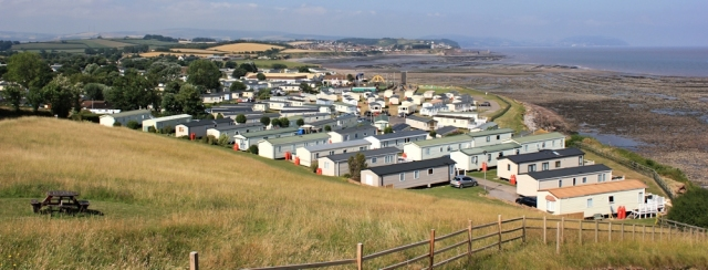 Doniford Holiday Park, Ruth's coastal walking