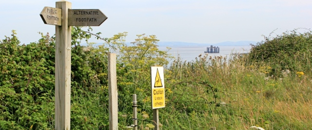 no way forward, Hinkley Power Station