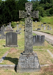 memorial Cross, St Etheldreda, West Quantoxhead, Ruth Livingstone