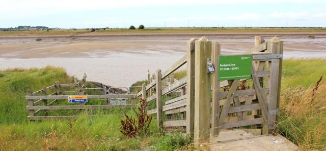 Fenlyn's CLyce, Ruth's coastal walk, River Parrett Trail