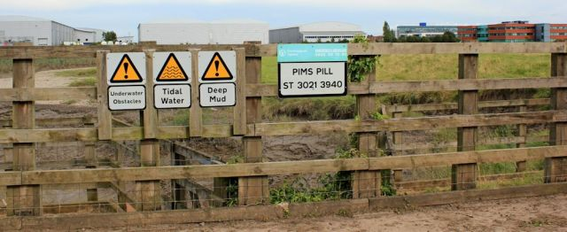 Pims Pill, Ruth on the River Parrett Trail, Somerset