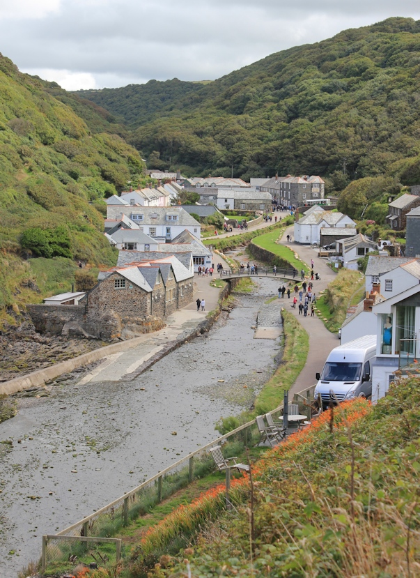 Boscastle photo (Ruth Livingstone)