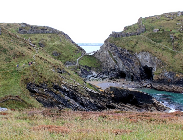 Tintagel photo, Ruth Livingstone