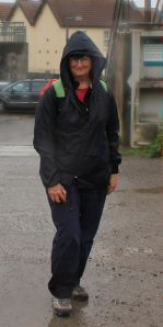 rain soaked walking, Ruth Livingstone
