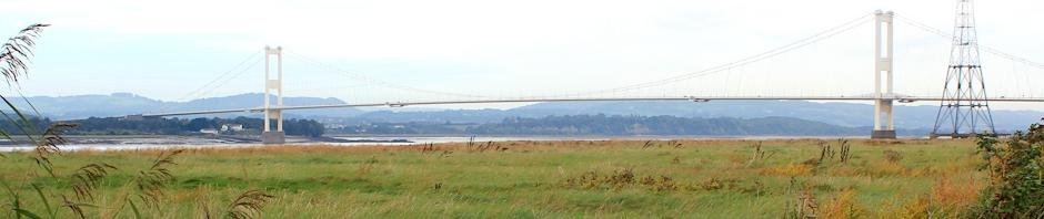 header, first Severn Crossing, Ruth Livingstone