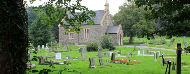 cemetery chapel, St Andrews, Clevedon
