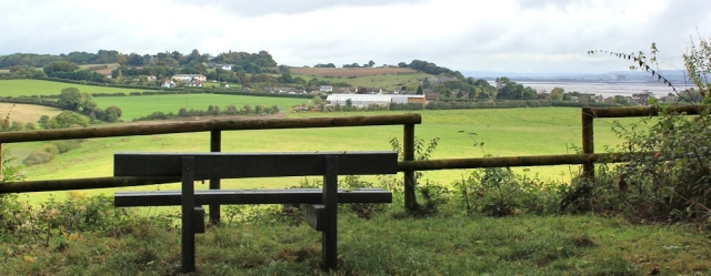 Back to Sedbury and end of Offa's Dyke, Ruth Livingstone