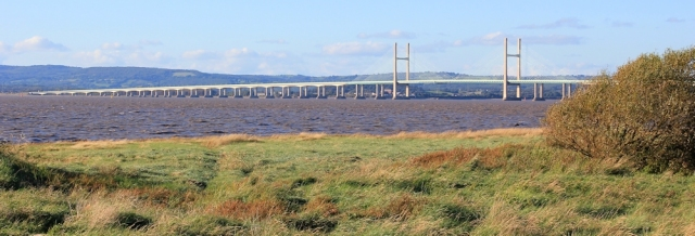 b18 Second Severn Bridge, Ruth's walk