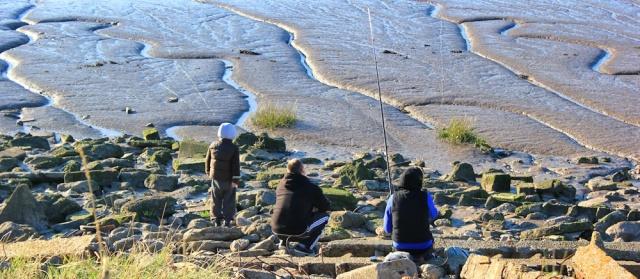 b20 fishing family, Severn Beach, Ruth Livingstone