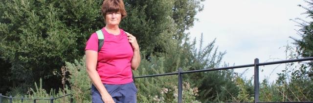 b20 Ruth with no view, Sedbury Cliffs