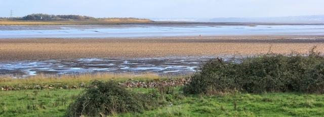 across mouth of River Usk, across River Severn to Avonmouth, Ruth Livingstone