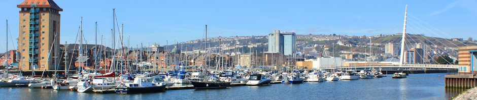 header, Swansea Marina, Ruth Livingstone