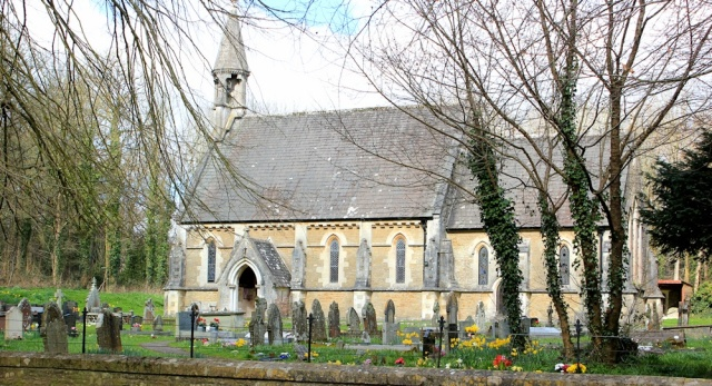 St Teilo's Church, Ruth in Merthyr Mawr