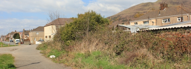 19 residential road walking, Wales Coast Path, Port Talbot