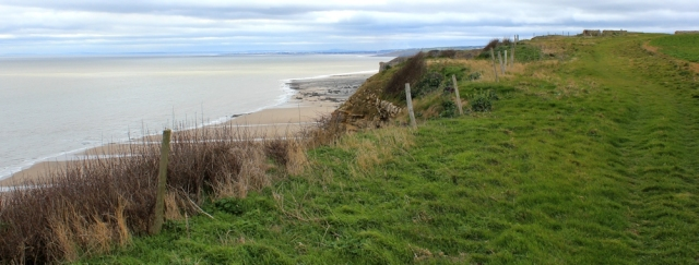 Wales Coast Path towards Swansea Bay, Ruth Livingstone