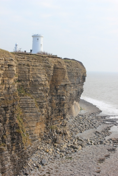 Nash Point, Wales Coast Path, Ruth Livingstone