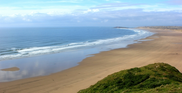 24 Rhossili Beach, Ruth Livingstone