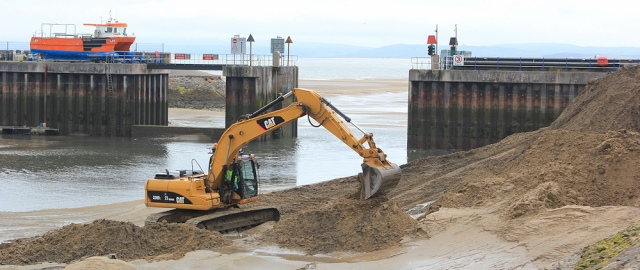 a03 excavations, Burry Port, Ruth Livingstone