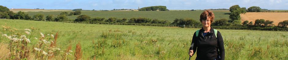 Ruth Livingstone near Castlemartin