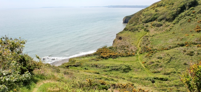 Valley, Ruth Livingstone on Wales Coast Path