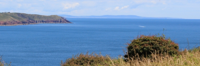 view over to Gower, Ruth Livingstone