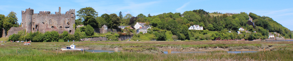 header, Laugharne, Ruth Livingstone