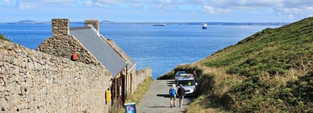 02 Martin's Haven, Ruth's coastal walk in Pembrokeshire