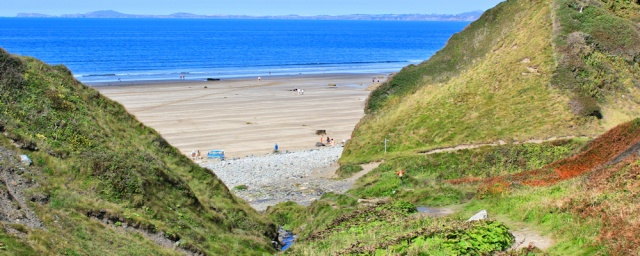 Druidston Haven, St Brides Bay, Ruth's coastal walk in Wales