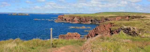 12 St Brides Bay, Ruth's coastal walking in Wales