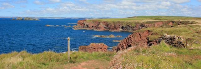 12 St Brides Bay, Ruth's coastal walking in Wales