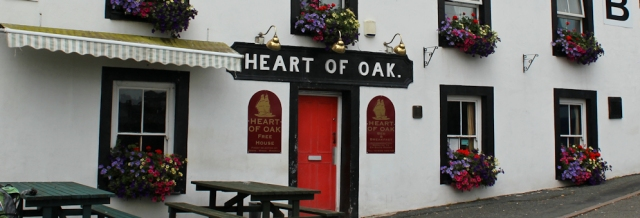 heart of oak, Ruth Livingstone