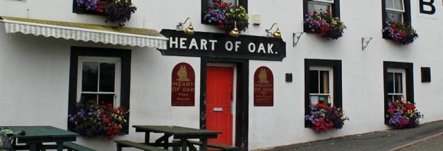 heart of oak, Ruth Livingstone