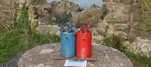 08 team building equipment, Old Mill, Trefin, Ruth Livingstone