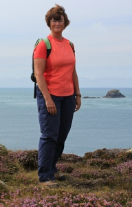 Ruth in Pembrokeshire