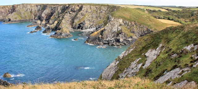 17 ups and downs, Ruth's coastal walk in Pembrokeshire