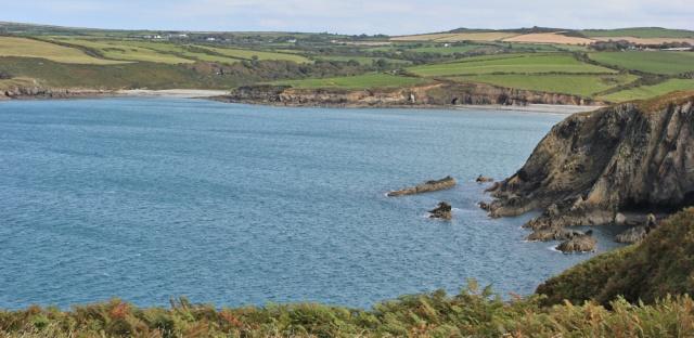 18 Aber Mawr and Aber Bach, Ruth's hike Pembrokeshire coast