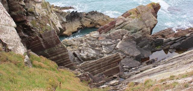 20 amazing rocks, Pembrokeshire Coast, St Davids, Ruth Livingstone