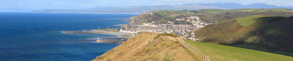 header, Aberystwith, Ruth Livingstone