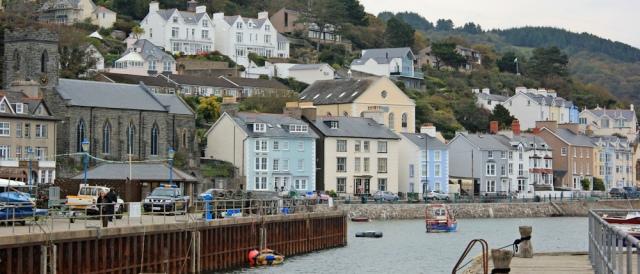 01 Aberdyfi, Ruth's coastal walk, Aberdovey, Wales