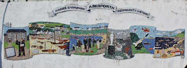 01 Aberporth mural, Ruth Livingstone