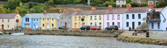 02 Lower Town, Pembrokeshire Coast Path, Fishguard